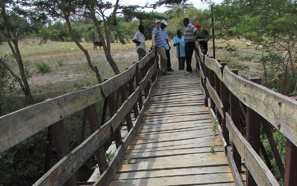 Wacholi Footbridge